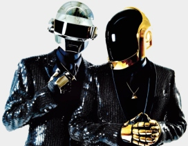 Daft Punk Imagem Ameixa japonesa